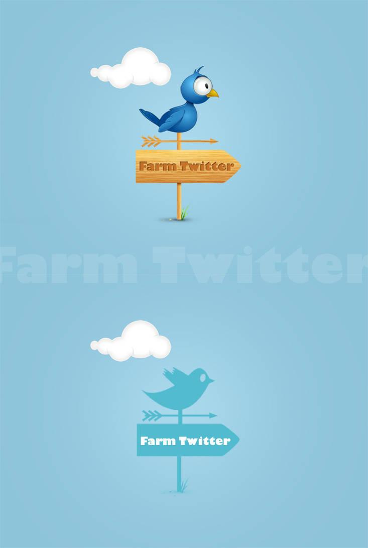 Farm Twitter by omeruysal