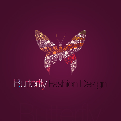 Butterfly Fashion Design by omeruysal