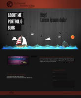 My Portfolio v.2.2 by omeruysal