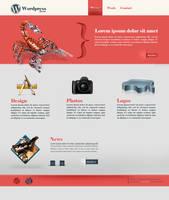 Portfolio Wordpress Theme by omeruysal