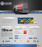 Sahin Tanker by omeruysal