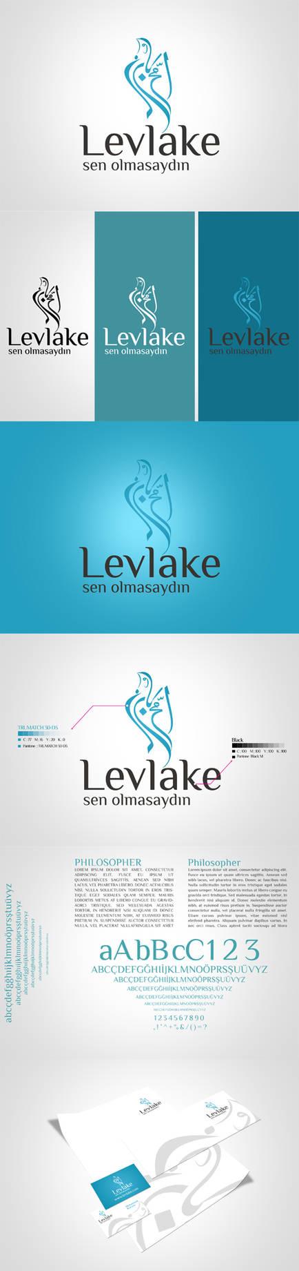 Levlake Logo by omeruysal