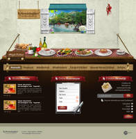 Meram Baglari Restaurant by omeruysal