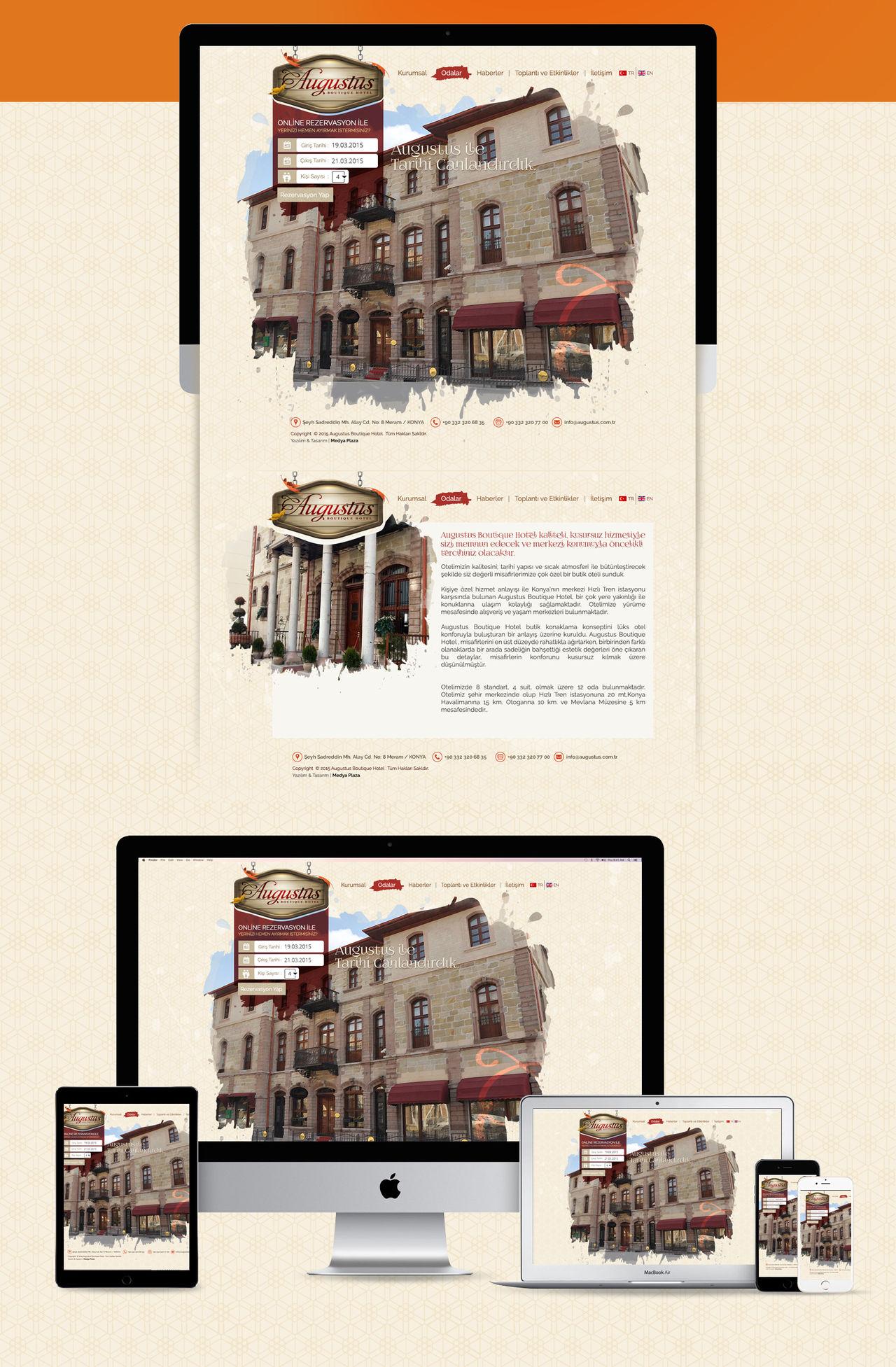 Konya Augustus Boutique Hotel