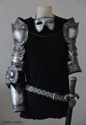 Romeo's armour by baka-tschann