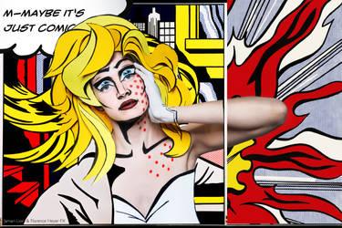 M-Maybe It's Just Comic... by baka-tschann