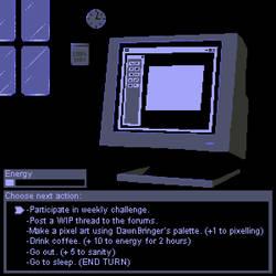 Pixel Artist Simulator by TheodenN