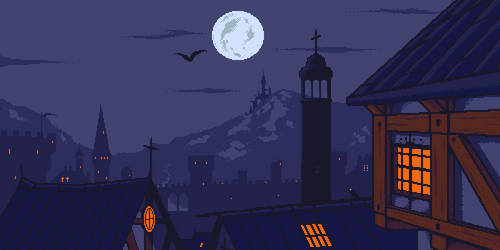 Night of The Vampire by TheodenN