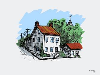 House in Burkittsville