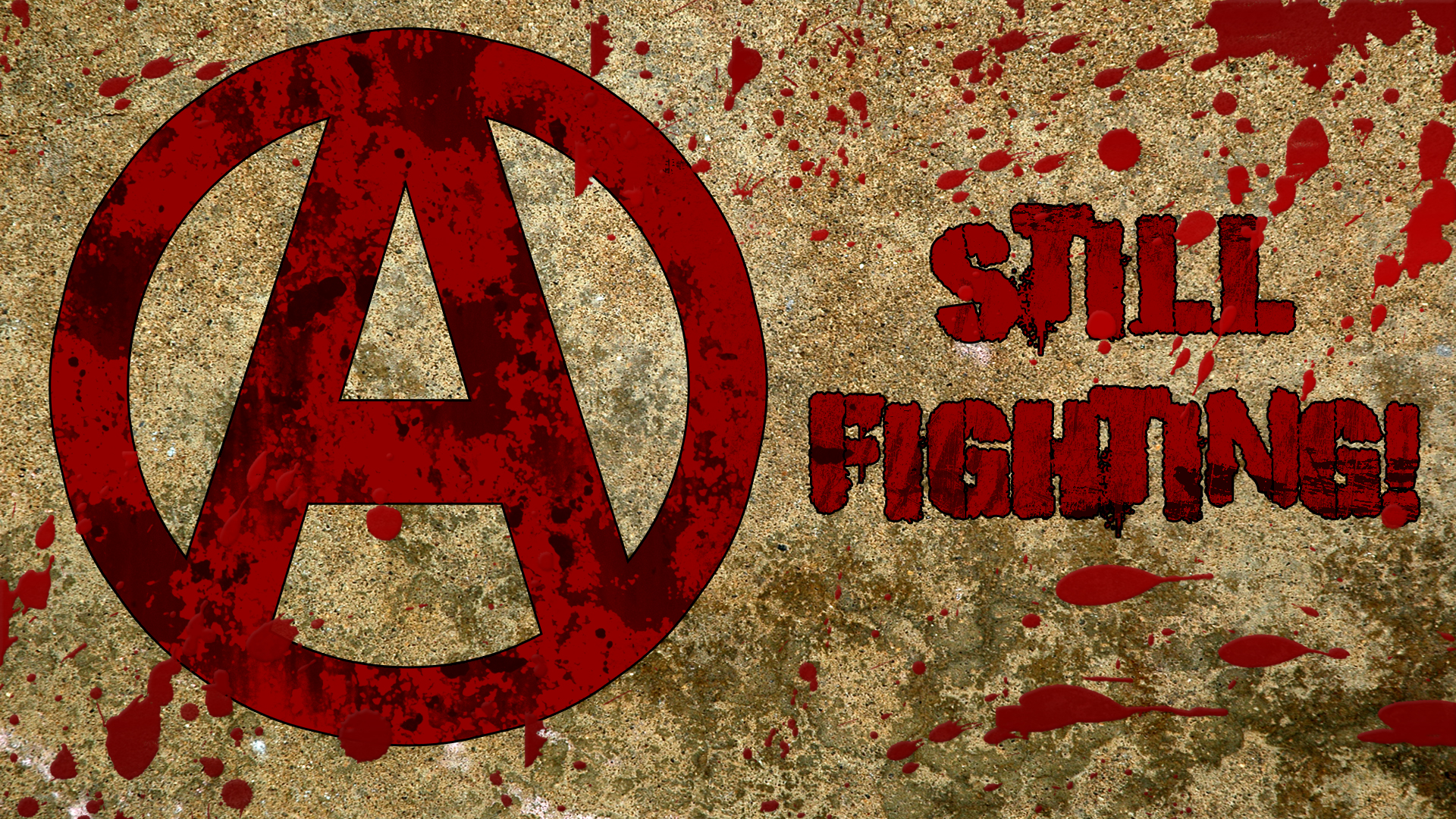 Anarchy Hd Wallpaper By Kubus1462 On Deviantart