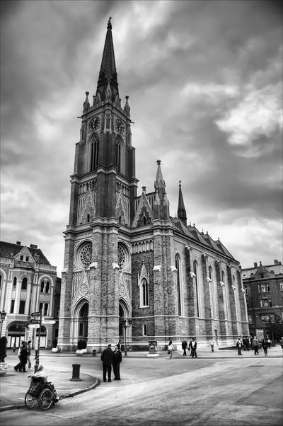 Katedrala - Novi Sad by Maverick-Srbija