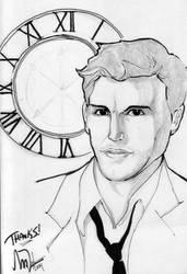 The Undone Kickstarter Reward Sketch #3 by sire64