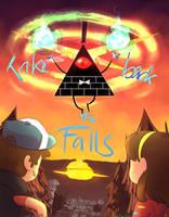 Goodbye Gravity Falls by mightyLordKiwi