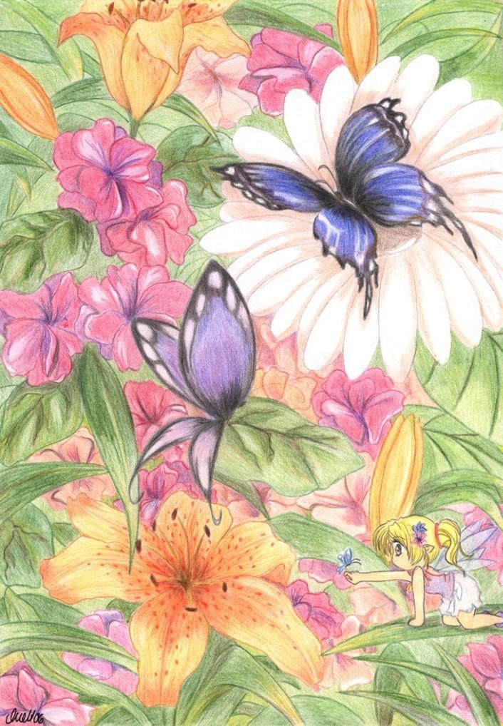 Fairy by Marsie-HST