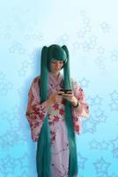 Miku Hatsune by Shourei