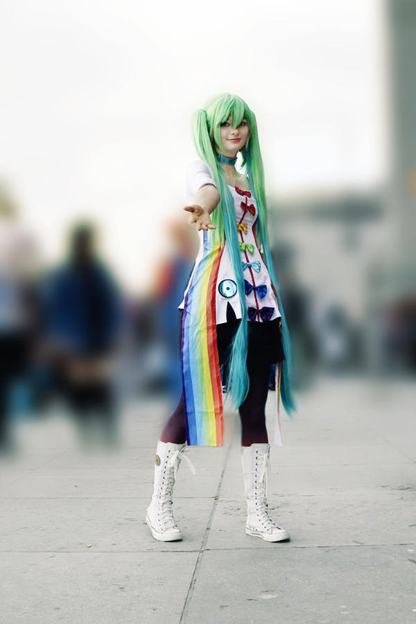 Rainbow Line Miku Glory 3usi9 by Shourei