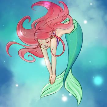 Ariel by Shourei