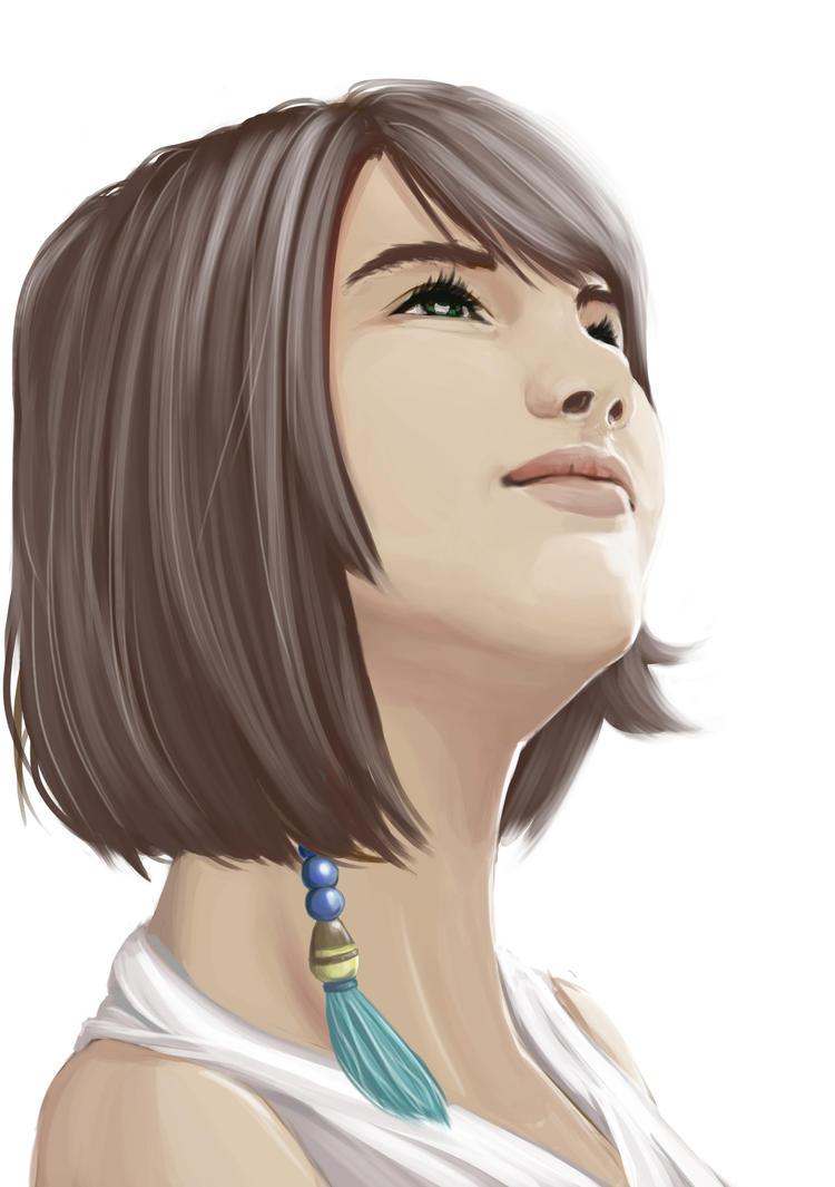 Yuna by Shourei
