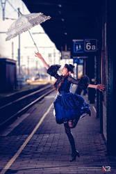 Umbrella by Shourei