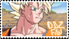 DBZ Fan Stamp by Narutobigit