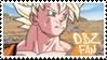 DBZ Fan Stamp by Narutobigit