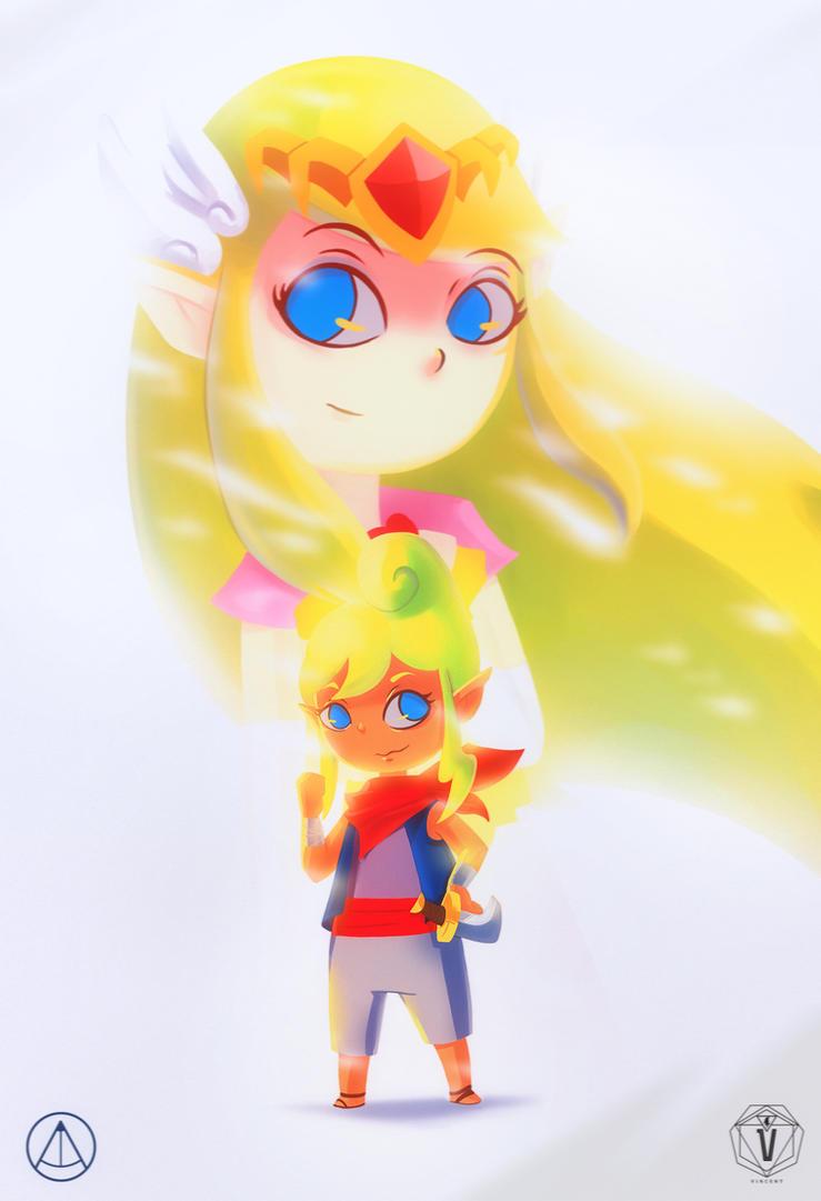 Tetra, Princess Inside by Narutobigit