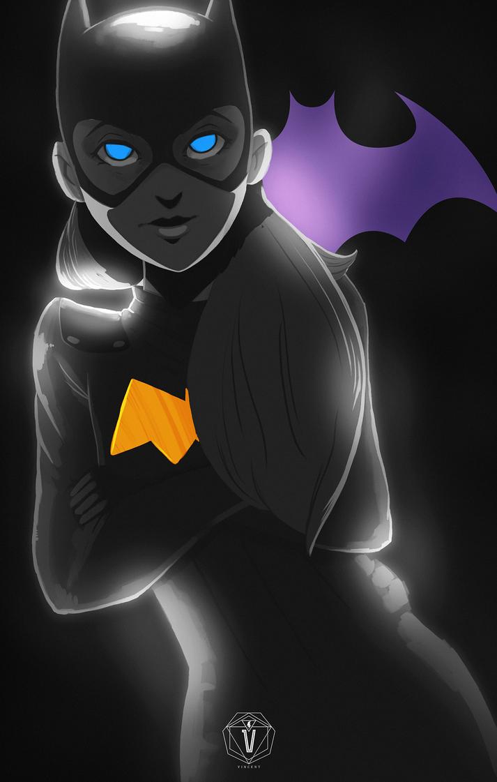 Batgirl by Narutobigit