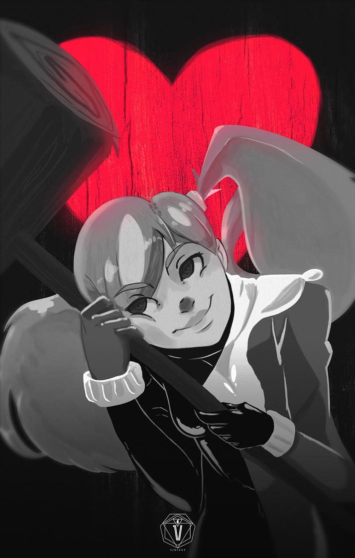 Harley Quinn by Narutobigit