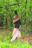 SMH :: Tuxedo Pyramid Mask by AnimosityCosplay