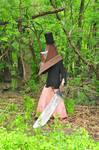 SMH :: Tuxedo Pyramid Mask