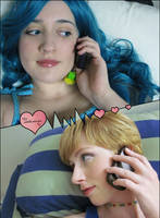 SM :: Called Her on the Phone by AnimosityCosplay