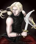 Commission: Blademaster
