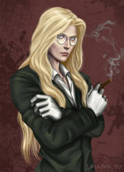 Hellsing: Integra by Cairisti