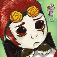 XS- Ain't he a cutie by fruits-basket-head