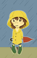 April Showers by fruits-basket-head