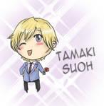 Tamaki Suoh : Ouran Host Club