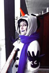 Cosplay - Snowman CC 03 by ShahanaMikagi