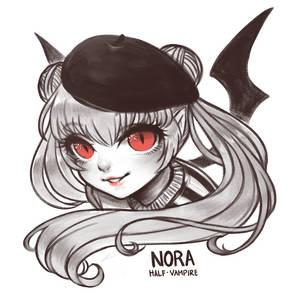 Nora the Vampire