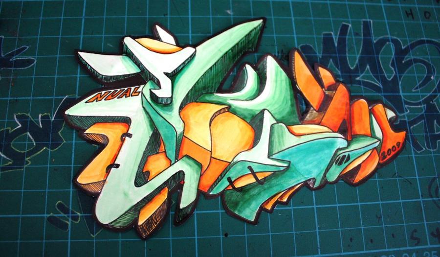 Greenorange by Syco03