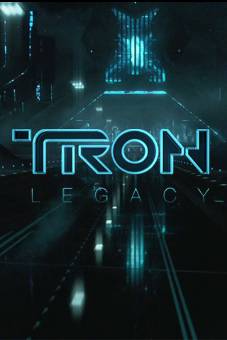Tron Legacy iPhone bg1 by gameover89 ...