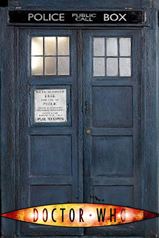 Old Tardis Doors iPhone bg by gameover89 ... & Old Tardis Doors iPhone bg by gameover89 on DeviantArt pezcame.com