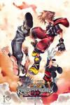 Kingdom Hearts 3D iPhone bg 1
