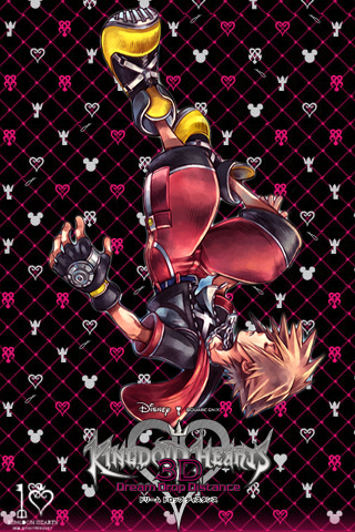 Kingdom Hearts 3D Soras Darkness IPhone By Gameover89
