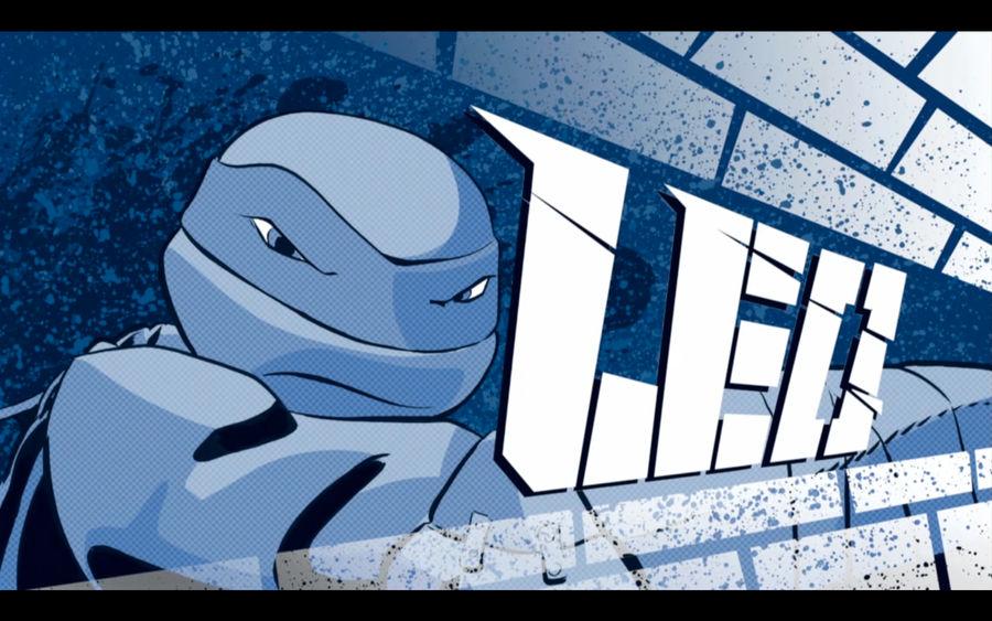 Tmnt 2012 Leo Wallpaper By Gameover89 On Deviantart