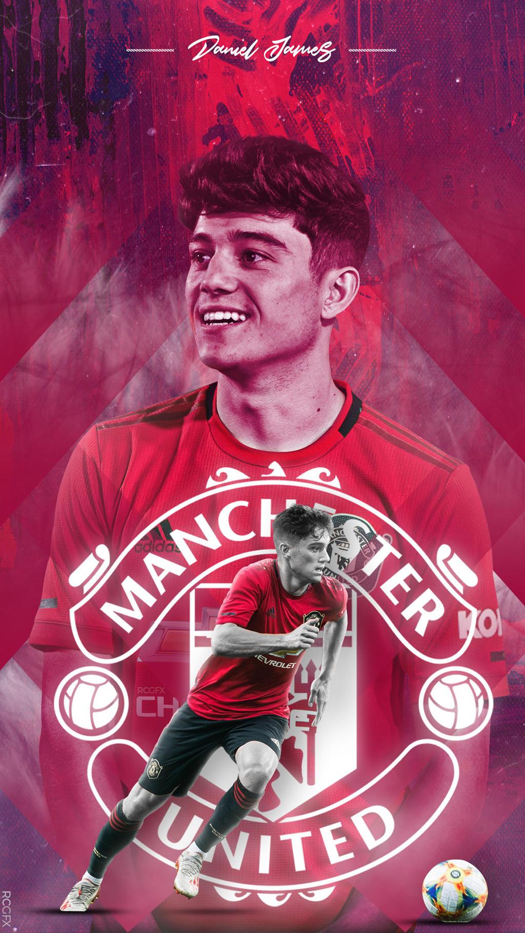 Daniel James Manchester United Wallpaper Hd
