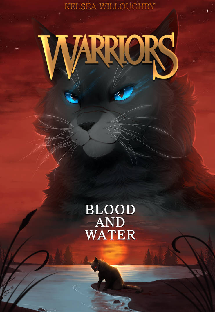 Warriors: Blood and Water - Cover