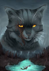 Silverjaw's Sorrow - Warriors Cover