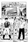 Iron man vs Jaspion page 1 by kikomauriz