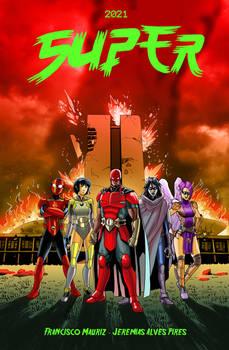 SUPER - New comic