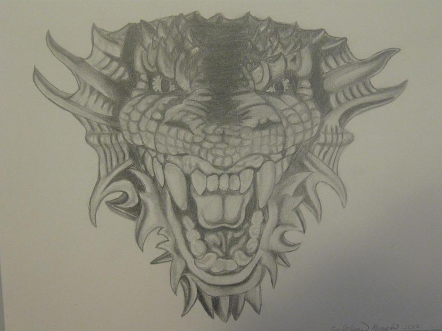 Dragon by smusachia41